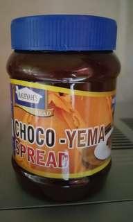 Choco Yema Spread 620G
