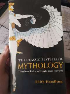 Mythology (timeless tales of gods and heroes)