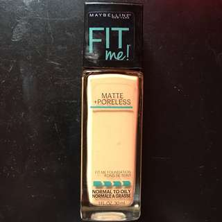 Maybelline - FIT ME