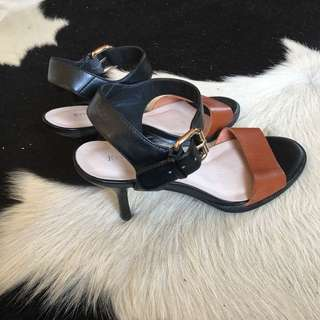 JO MERCER LOW HEELS