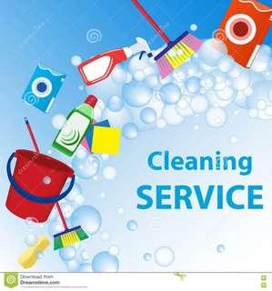 Pekerja Cleaning Service Diperlukan