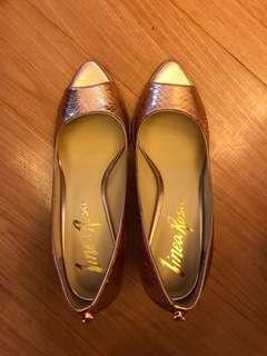 Linea Rosa of Le Saunda 高踭鞋