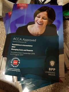 10 books of ACCA approved