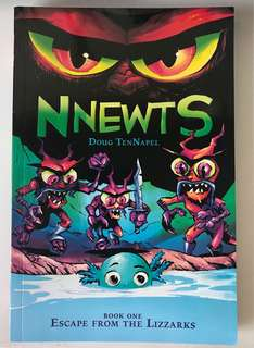 Nnewts Book One