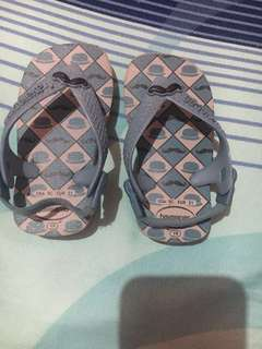 Havaianas slippers for baby boy!