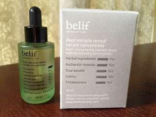 Freebies + Peat miracle revital serum