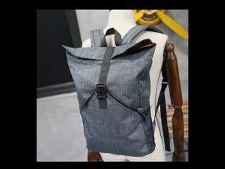 韓版旅行學生休閒斜咩雙肩書包 (露宿者系列) (包Buyup自取) (bag)