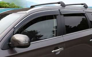 Mitsubishi Outlander 20-13-18 Window Visors