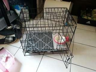 寵物用小鐵籠