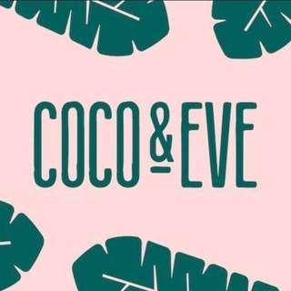 #Contiki2018 Coco & Eve Hair Masque