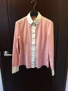🚚  Theme 氣質條紋襯衫38