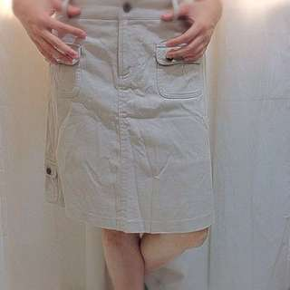 JOJO Jeans - Skirt - Colour: Ivory