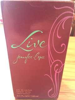 Jenifer Lopez Live Perfume