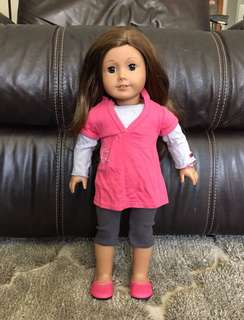 American girl doll+outfits