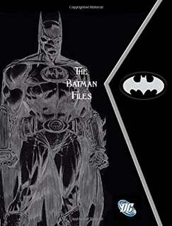 Batman Files ( Hardcover)
