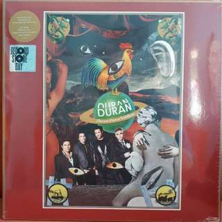 Duran Duran ‎– Budokan (RSD 2018 exclusive release to 3000 copies only)