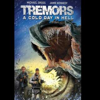 [Rent-A-Movie] TREMORS A COLD DAY IN HELL (2018)