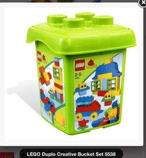 LEGO duplo 5538 plus 40 extra pieces