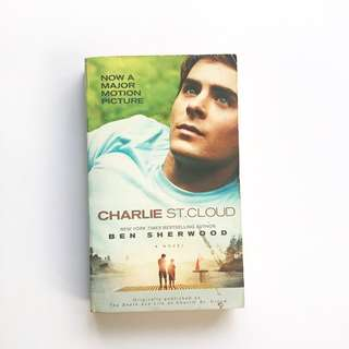 Charlie St. Cloud by Ben Sherwood