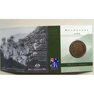 澳洲紀念幣