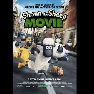 [Rent-A-Movie] SHAUN THE SHEEP MOVIE (2015) [MCC004]