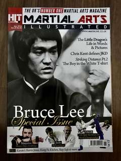 Bruce Lee Magazine special