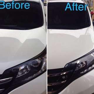 car coating service