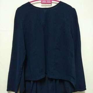 P&Co. blouse #20under