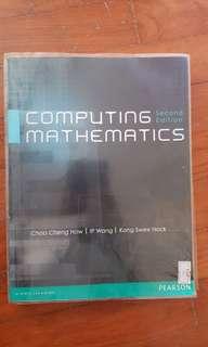 Computing mathematics