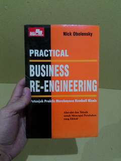Buku Practical Business Re - Engineering