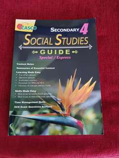 Casco: Social Studies Guide Sec 4