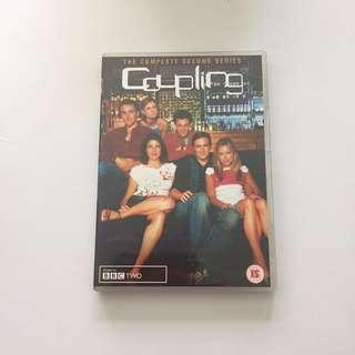 Coupling dvd