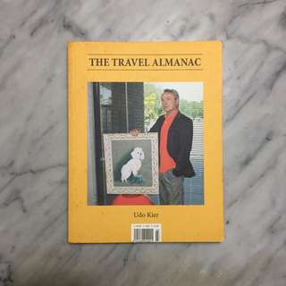 The Travel Almanac - Udo Kler