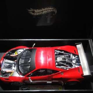 Hotwheels Super Elite 458 gt2