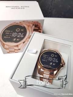 Ready stock Michael Kors Smart Watch