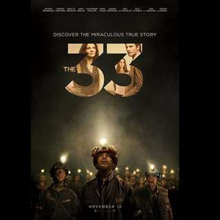 [Rent-A-Movie] THE 33 (2015)