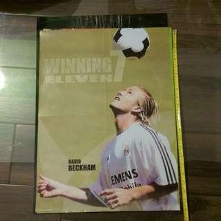 David Beckham Poster 足球海報每款299