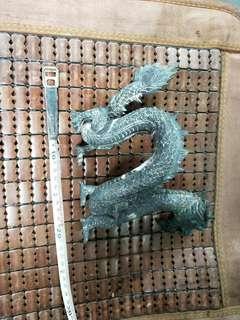 Brass dragon