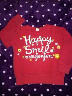 Girl Sweater 5-6T