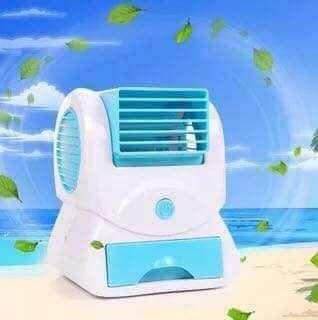 Mini USB air condition fan