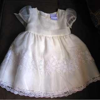🍼Baptismal Dress