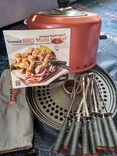 BBQ MULTI COOKER