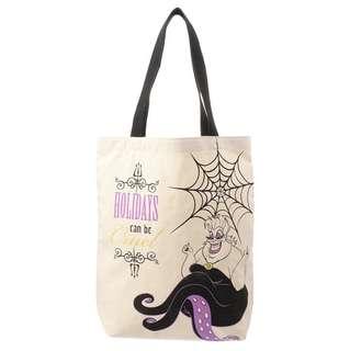 Disney Ariel 烏蘇拉 Tote Bag