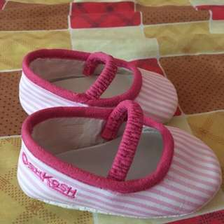 OshKosh Baby Girl Shoes