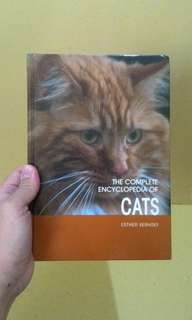 Buku The Complete Encyclopedia of CATS by. Esther Verhoef