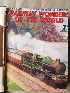 Railway Wonders of the World, vol. 2, pages 773-1604