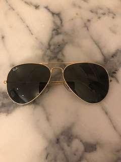 Ray-Ban Aviator Sunglasses (Brand New!)