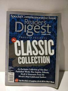 2011 Reader Digest Classic Collection