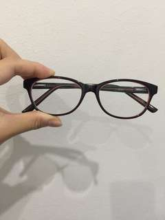 Kacamata lensa minus dan silinder 1