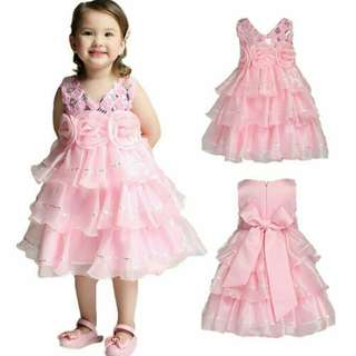 Princess Gown Light Pink